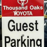 Foto tirada no(a) Thousand Oaks Toyota por Frank M. em 1/6/2018
