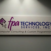 Photo taken at FPA Technology Services, Inc. by Frank M. on 2/21/2013