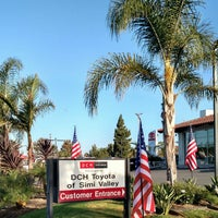 Photo taken at DCH Toyota of Simi Valley by Frank M. on 6/2/2018
