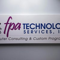 Photo taken at FPA Technology Services, Inc. by Frank M. on 1/23/2014