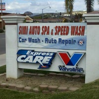 Photo taken at Simi Auto Spa by Frank M. on 2/10/2013