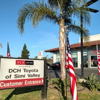 Photo taken at DCH Toyota of Simi Valley by Frank M. on 12/30/2017