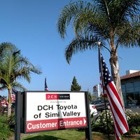 Photo prise au DCH Toyota of Simi Valley par Frank M. le7/29/2017
