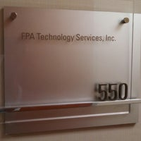 Photo taken at FPA Technology Services, Inc. by Frank M. on 9/16/2014
