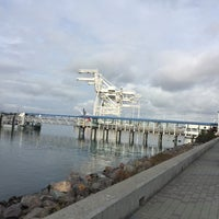 Photo taken at Oakland Ferry Terminal by Sooz on 5/5/2016