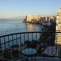 Photo Taken At Waikiki Beach Marriott Resort Amp Spa By Ivan On