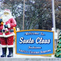 Photo taken at Town of Santa Claus by Lester P. on 9/14/2015