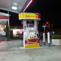 Photo taken at Shell by Brittany M. on 6/16/2013