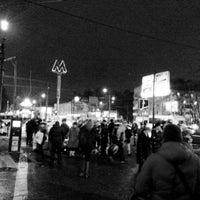 Photo prise au Остановка «Метро Щёлковская» par Maksim le12/30/2012