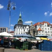 Photo taken at Zelný trh by Hakume E. on 7/17/2013