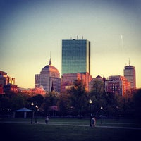 Photo taken at Boston Common by Kate Y. on 5/7/2013