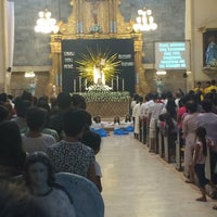 Photo taken at San Matias Parish Church by Shantal P. on 3/26/2016