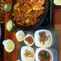Photo taken at 장안돼지불백 by Na K. on 6/20/2013