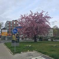 Photo taken at Tana-Schanzara-Platz by Jens M. on 4/23/2016