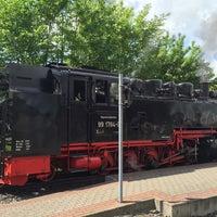 Photo taken at Bahnhof Sellin Ost by Jens M. on 5/21/2015