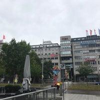 Photo taken at DGB Gewerkschaftshaus Stuttgart by Jens M. on 9/9/2017