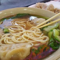 Photo taken at Wong Good Hand Pull Noodle by Taras B. on 9/12/2015