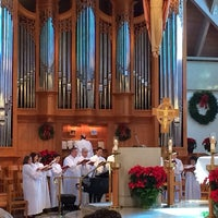 Photo taken at St Rita Catholic Church by Thomas W. on 12/28/2013
