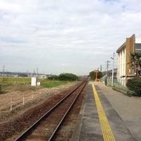 Photo taken at Obitsu Station by scott r. on 11/3/2012