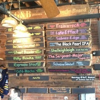 Photo taken at Pearl Street Grill & Brewery by Brittany P. on 3/30/2013