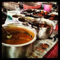 Photo taken at Pasar Pengkalan Chepa by mohd zairi z. on 2/21/2013
