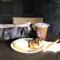 Photo taken at Dunkin' Donuts by N . on 1/24/2013