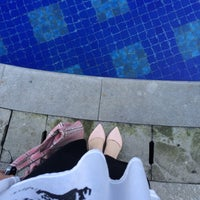 Photo taken at Swimming Pool Mercure by N . on 6/28/2015