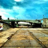 Photo taken at Samara River Terminal by Владимир Т. on 11/17/2012