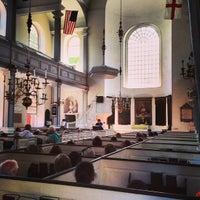 Das Foto wurde bei The Old North Church von Greg M. am 7/16/2013 aufgenommen