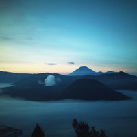 Photo taken at Mount Bromo by Alia Hadju on 12/4/2012