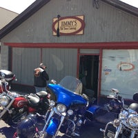 Photo taken at Jimmy's Old Town Tavern by Jim J. on 4/20/2013