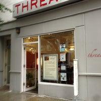 Photo taken at Thread Salon by Allison C. on 6/10/2013