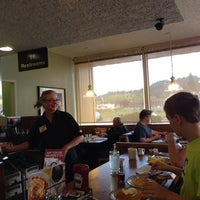 Photo taken at Denny's by Allison C. on 5/10/2014