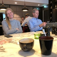 Photo taken at Marriott's Executive Lounge by Chris Z. on 2/11/2018