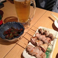 Photo taken at おとんば 中山店 by meg Y. on 3/29/2013