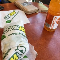 Photo taken at SUBWAY® by Robbert T. on 5/13/2016