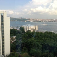 Photo taken at Swissôtel The Bosphorus by UGUR CAN S. on 6/15/2013