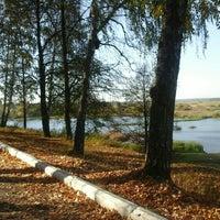 Photo taken at Городской Сад на Крутихе by Galina V. on 9/26/2015