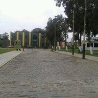Photo taken at Parque Cuartel Bolivar by Sara H. on 5/21/2013