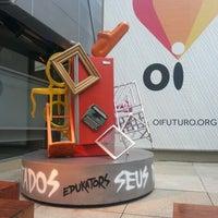 Photo taken at Oi Futuro Flamengo by Leandro F. on 1/24/2013