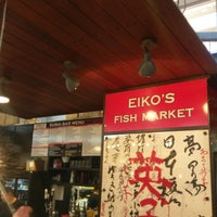 Photo taken at Eiko's Fish Market by Charlie R. on 10/8/2017