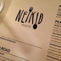 Photo taken at Neikid Resto by Mitro P. on 2/5/2013