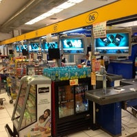 Photo taken at Supermercado Stock - IPS by Marcelo M. on 8/8/2013