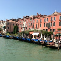 Photo taken at Canal Grande by Alenкa F. on 8/22/2013