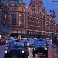 Photo taken at Harrods by Naser A. on 10/22/2012