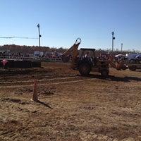Photo taken at Dennis Anderson's Muddy Motorsports Park by Frank V. on 11/10/2012