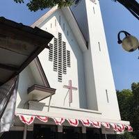 Photo taken at GPIB Paulus Jakarta by JDR on 8/27/2017