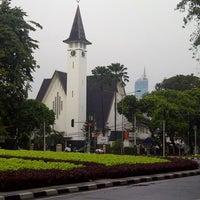 Photo taken at GPIB Paulus Jakarta by JDR on 5/14/2017