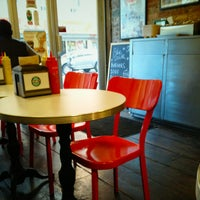Photo taken at Blue Collar by Ross V. on 1/31/2013