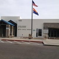 Photo taken at Arizona DMV by Lynette E. on 1/31/2013
